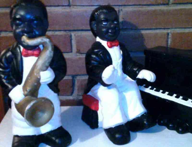Dos musicos y piano
