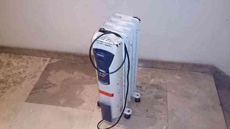 Radiador de aceite.