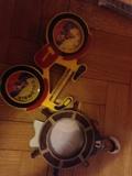 Portarretratos y reloj artesanía de Colombia