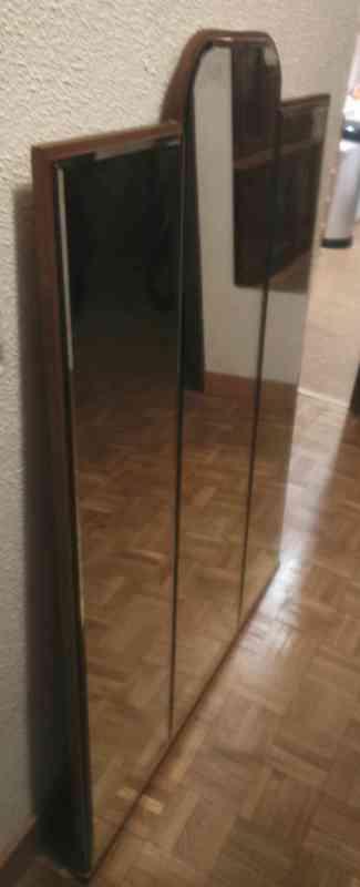 Espejo 122 de alto por 90 de ancho