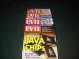 Revistas antiguas de informatica Byte