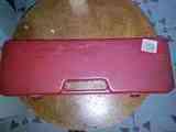 caja para guardar los triangulos del coche