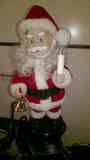Adorno Navidad - Papá Noel