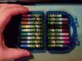 Lote de 18 mini rotuladores