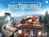 CINE: HOTEL TRANSILVANIA 2. REGALO ENTRADAS.