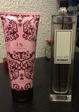 Perfume y crema