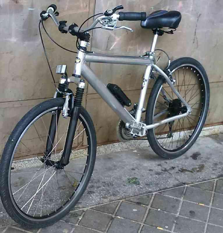 Mantenimiento de bici gratuito