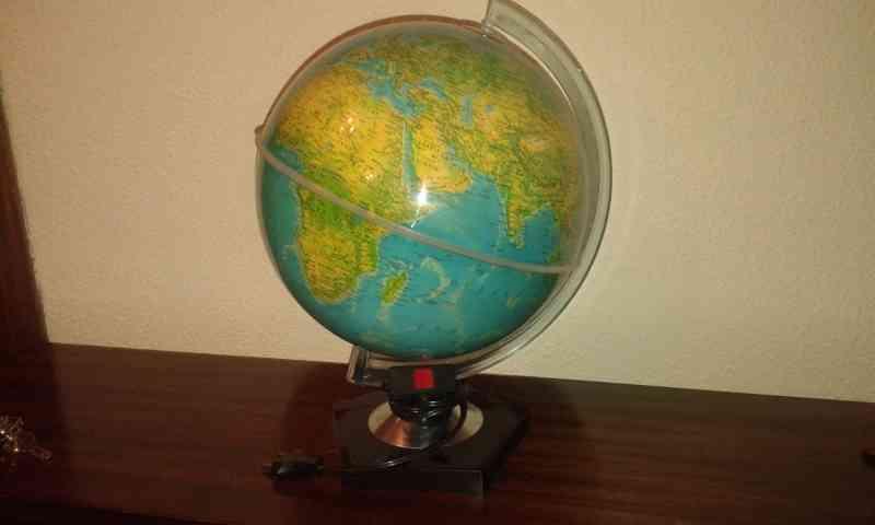Regalo bola del Mundo
