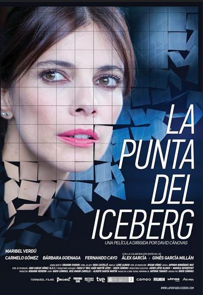 "Entradas cine preestreno ""La punta del iceberg"""