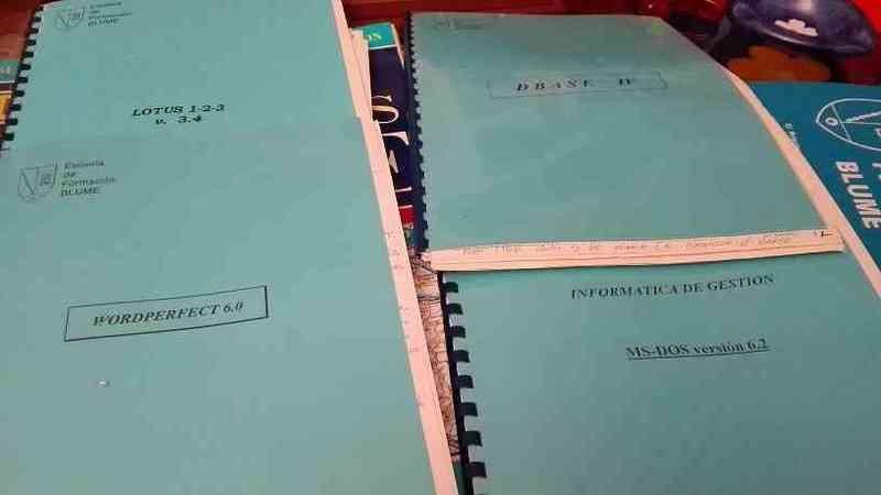 Manuales de herramientas informaticas