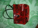 bolsito rojo new york