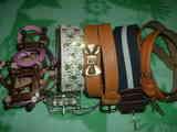 cinturones de chica