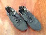 Zapatos mujer planos negros