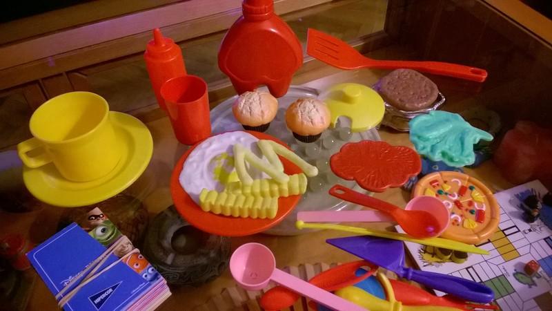 Accesorios cocina juguetes