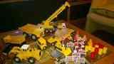 Camiones de construcción - Juguetes