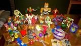 Miniaturas y otros muñecos