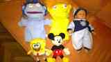 Muñecos y marionetas