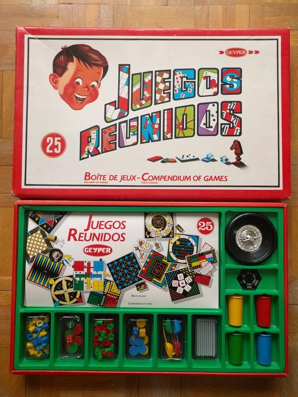 Gift Juegos Reunidos Juego De Mesa Madrid Madrid Spain