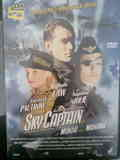 Regalo pelicula Sky Captain en DVD