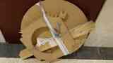 Mesa camilla redonda para salita