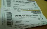 Entradas concierto Cadena Dial : #lomejordeaquiydealli