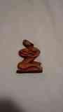 Figura madera maternidad, caneli
