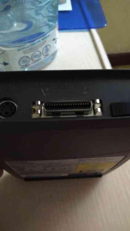 Cable conexión dvd externo