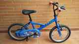 Bicicleta 16'' niño btwin
