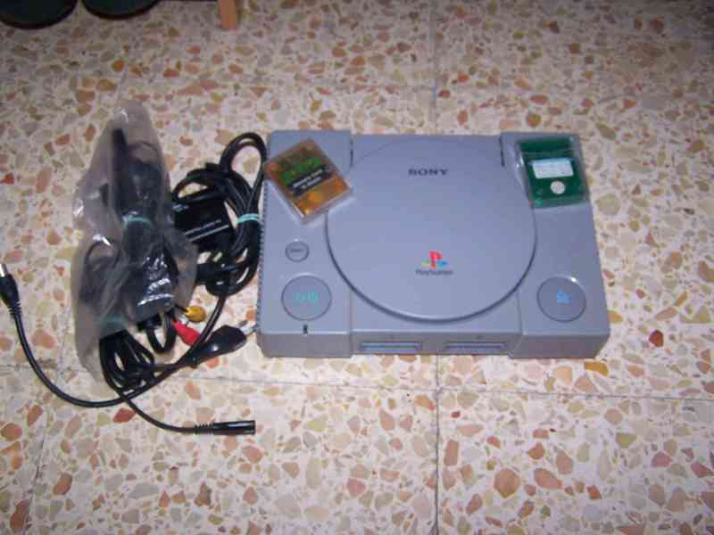 Regalo Play Station