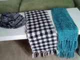 regalo dos bufandas y un gorrito