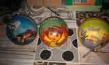 Tres pelotitas