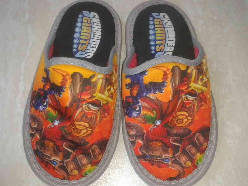 zapatillas niño de andar por casa
