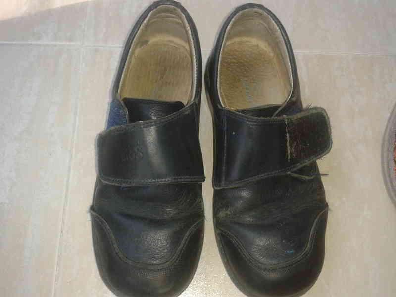 zapato niño cole