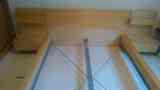 Cama baja de Ikea MALM 200cm x 140cm
