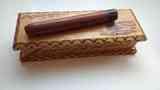 Caja madera puros superfinos