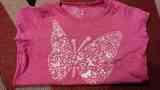 Blusa rosa de niña
