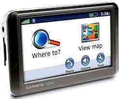 "GPS ""Garmin"""