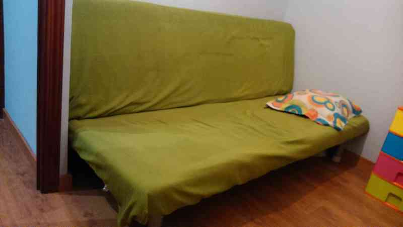 Regalo regalo sofa cama 3 plazas de ikea legan s for Busco sofa cama