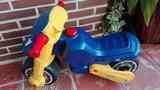 Moto-triciclo infantil(vanesugu)