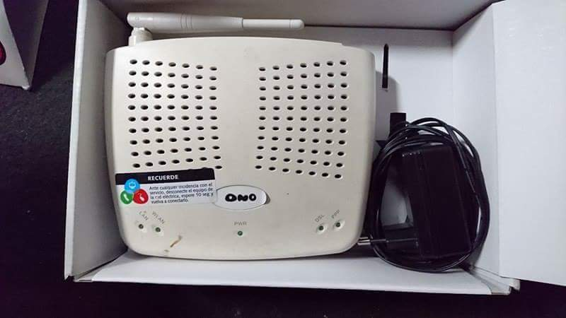 Router Ono