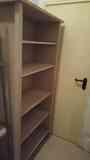 Librería de madera