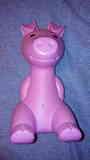 Hucha cerdito rosa