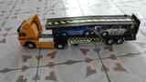 Camion teledirigido con remolque.(awit)