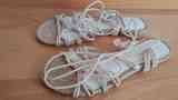 Sandalias de tiras talla 37