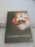 DVD Cazadores de Mentes