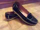 Zapatos talla 39 GEOX azul marino