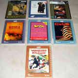 Primer Lote de 7 Pelis en Dvds Originales.