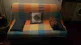 Regalo sofá cama de ikea.