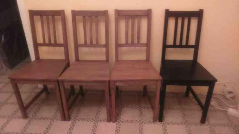 Gift sillas de madera ikea barcelona catalonia spain - Sillas madera ikea ...