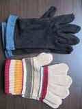 Dos pares de guantes